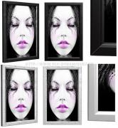 """Cadre led modèle """"Boxed 7 étanche"""" : affichage extérieur"""