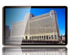"""Ecran Lcd 32 pouces gamme """"Vega"""" : écrans publicitaires"""