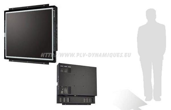 ecran-lcd-vega-open-frame affichage dynamique numérique