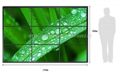 Ecran Lcd gamme Vega sur mesure : affichage dynamique numérique