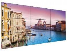 Mur vidéo d'écrans pour grand affichage