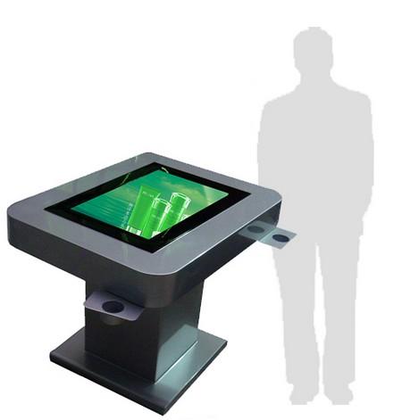 affichage interactif - table avec pc inclus