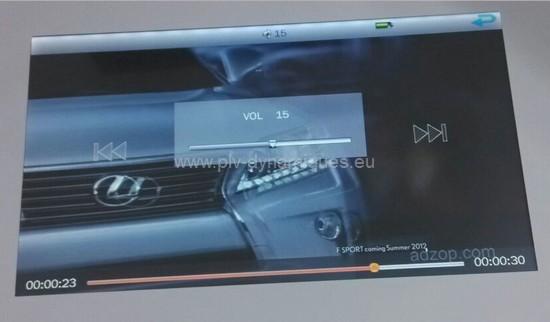 carte-vidéo ecran lcd