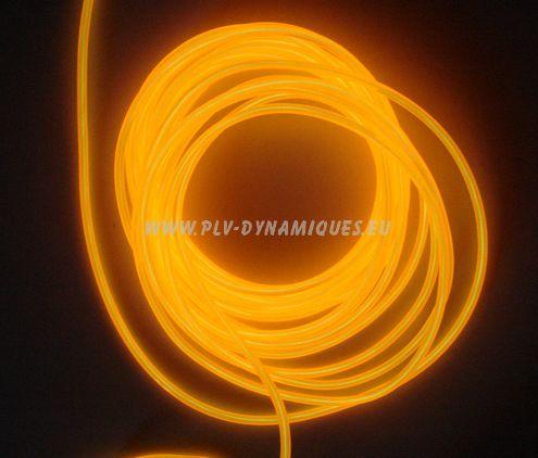 fibre-electroluminescente