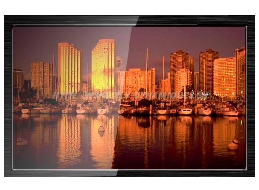 ecran-lcd-vega-46-pouces-2 digital in store - écran publicitaire