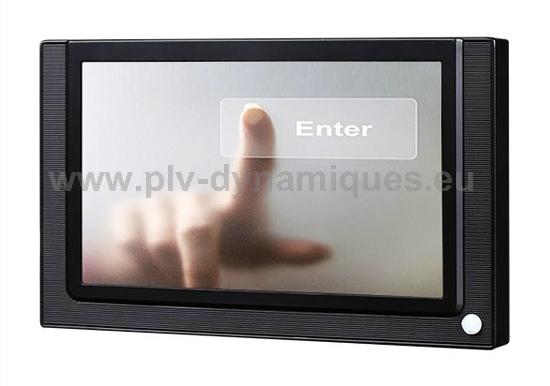 Affichage numérique - gamme Displv- écran 7 pouces AD736WPT-1