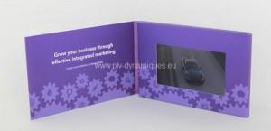 plv numérique - cadre vidéo