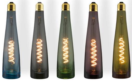 ampoule dans des bouteilles