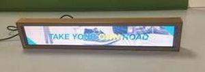 écrans dynamiques - étiquette de linéaire