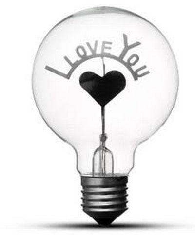 ampoules à tube led avec logo et slogan en forme de lettres